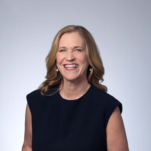 Photo of Cardno's first female CEO