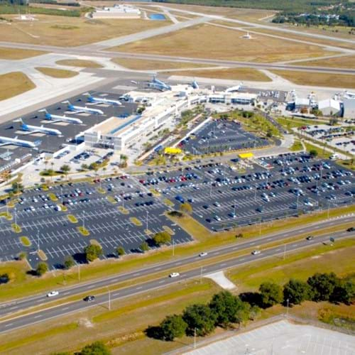 Photo of Improving parking at large Florida airport