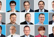 15 headshots out of the 24 appointed Cardno technical leaders