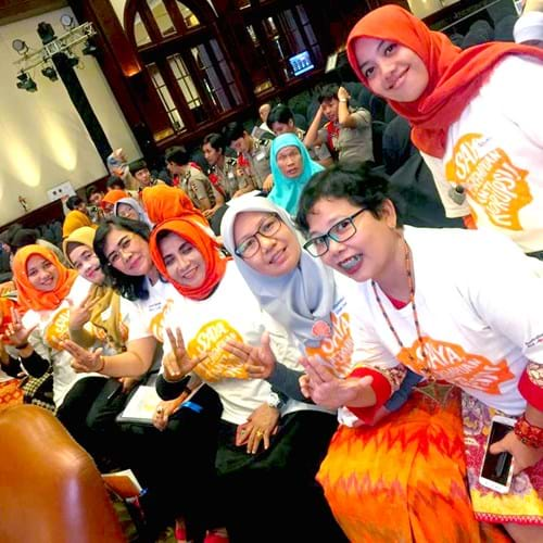 Photo of Women's anti-corruption movement