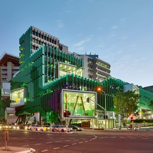 Photo of Queensland Children's Hospital