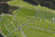 Render of master plan of the Lendlease Communities Springfield Rise Development project