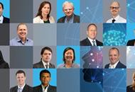 Image showcasing headshots of some of our new Technical Excellence appointments