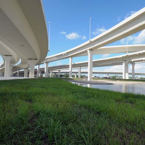 Photo of Tampa's crosstown connector